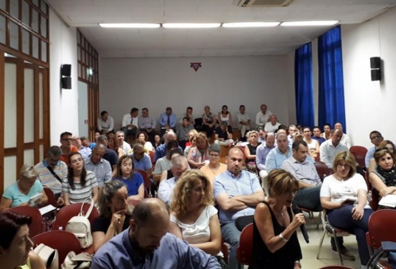 Εκδήλωση - Συζήτηση για τις υπηρεσίες RBU